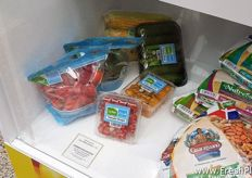 """Lider Fresh"" pre-packed fruits and vegetables"