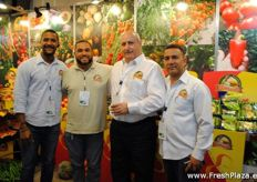 El equipo de World Agromarketing Dominicana (Mamamia).