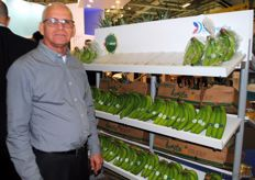 José Ramos from Fruvenor, Dominican Republic. Relatively new company, as it started in June 2015 with the production and commercialization of fruits and vegetables.