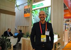 Tiago Vasconcelos, de Fruit Connection Quality Inspectors